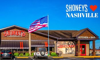 Shoney's CEO Mr. David Davoudpour To Provide FREE Meals to First Responders and Nashvillians Impacted by Tornado for Next Three Nights