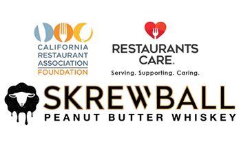 Skrewball Whiskey Donates $100,000 to CRA Foundation's Restaurants Care Program