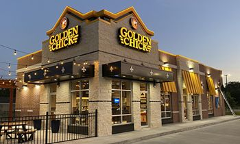 Golden Chick Continues Brand Expansion With First Louisiana Location