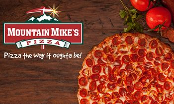 Mountain Mike's Pizza Ranks High in Top 500 Restaurant Report