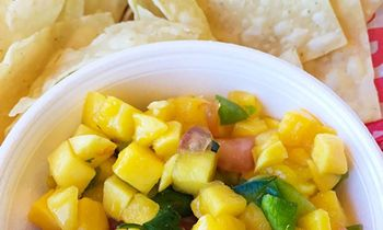 Celebrate the 'Colors of Summer' with Fresh Veggies and Vibrant Tie-Dyes at Barberitos