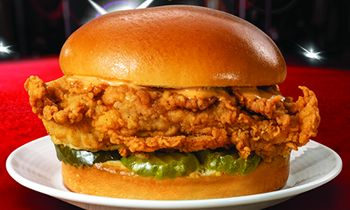 Lee's Famous Recipe Chicken Launches New Chicken Sandwich