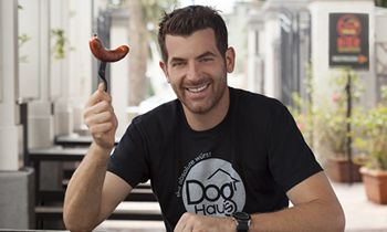 Würstmacher Adam Gertler Goes All in with Dog Haus