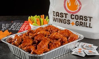 East Coast Wings + Grill in Strong Growth Position with Efficient COVID-19 Model