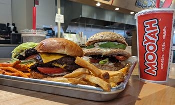 MOOYAH Burgers, Fries & Shakes to Provide Guests with its Mouthwatering, Customizable Meals in Upland, California