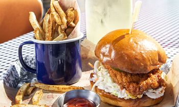 Savor the Summer at Lucille's Smokehouse Bar-B-Que With Sweet Sips & Biscuits