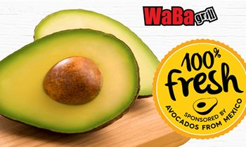 WaBa Grill Offering Free Avocado All Week Long!