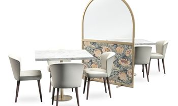 Avenue Interior Design Announces New Product Collection of Moveable Partitions