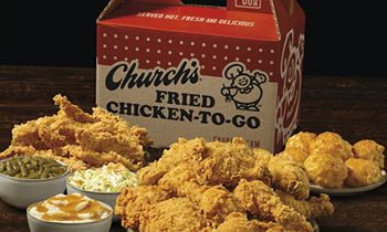 """Church's Chicken's New """"Go Box"""" Allows for On-The-Go Meals Everywhere"""