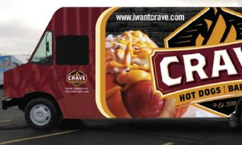 Crave Hot Dogs and BBQ goes Nationwide with Food Trucks!