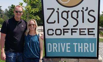 Small-Town Charm of Ziggi's Coffee Attracts Latest Franchisee