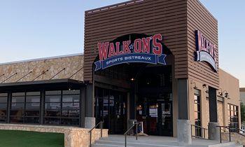 Walk-On's Celebrates Grand Opening of First Odessa Restaurant