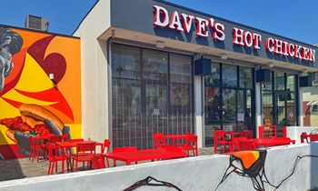Dave's Hot Chicken Brings the Heat with Opening of Fifth Location