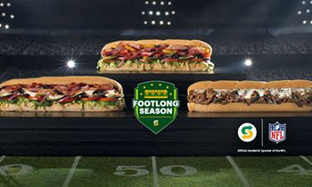 It's Officially Footlong Season At Subway Restaurants