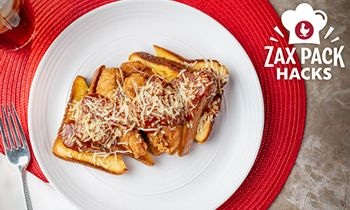 Zaxby's cooks up spin-off recipes with 'Zax Pack Hacks'