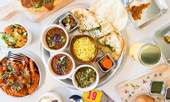 Award-Winning Indian Fast Casual, Curry Up Now, Announces First Indiana Location
