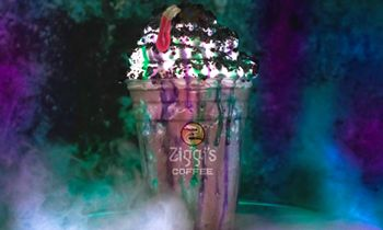 Something Wickedly Delicious This Way Comes – Ziggi's Coffee Announces Halloween-Themed Drink