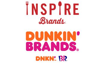 Inspire Brands to Acquire Dunkin' Brands in $11.3 Billion Transaction