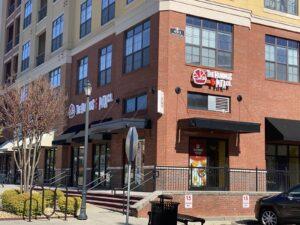 The Hummus & Pita Co.'s first location in Atlanta, GA at 4511 Olde Perimeter Way is celebrating its Grand Opening on Saturday, November 21!
