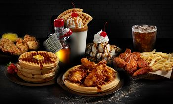 Nathan's Famous Launches New Chicken Wings and Waffles Virtual Concept, Wings of New York
