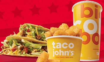 Taco John's Honors Military Personnel with Bold Offer on Veterans Day