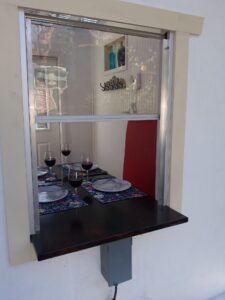 Dinespace: Bringing the Safety of Outdoor Dining Inside