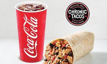 Goodbye 2020, Hello $5 Burrito Combo at Chronic Tacos