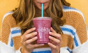 'Tis a Very Berry Season at Nékter Juice Bar with New High-Immunity Elderberry Offerings