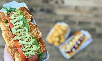 Dog Haus Breaks Through Industry Barriers to Emerge on Top in 2020