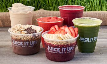 Juice It Up! Achieves Record Sales in 2020