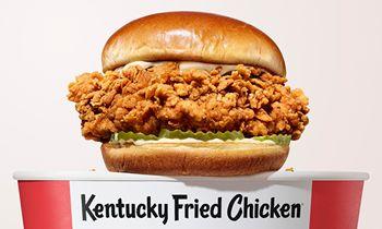 KFC Introduces Its Best Chicken Sandwich Ever