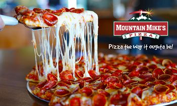 "Mountain Mike's Pizza Named a ""Hottest Franchise Opportunity"" by Entrepreneur"