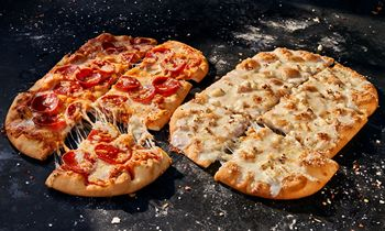 Panera Delivers Guests Two New Flatbread Pizza Flavors and Flatbread Family Feasts