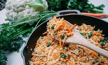 BIBIBOP Asian Grill Launches New Cauliflower Rice