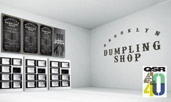 Brooklyn Dumpling Shop Named to QSR Magazine's Annual 40/40 List