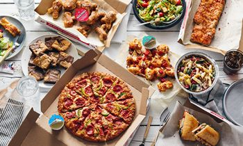 Celebrate Game Day with Domino's