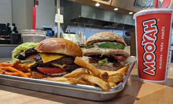 MOOYAH Burgers, Fries & Shakes Opens in Upland, California; Providing Mouthwatering, Made-to-Order Burgers to Hungry Guests