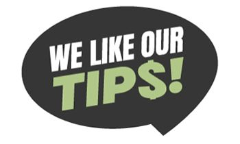 Op-Ed: Congress: We Like Our Tips! – Leave the Tip Credit in Place!