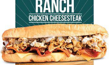 Philly's Best Unveils New Bacon Ranch Chicken Cheesesteak