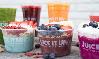 Juice It Up! Opens Second Santa Ana Location