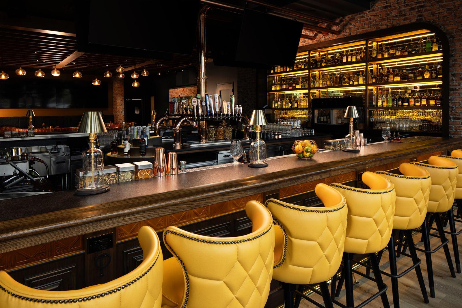 Jon Taffer Unveils Premier Location for the First Boston Area Taffer's Tavern
