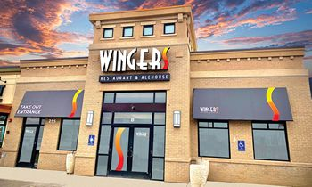 Wingers Celebrates Grand Opening of First West Bountiful Restaurant