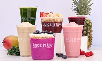 Juice It Up! Continues Record-Breaking Sales Momentum