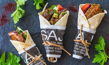 SAJJ Mediterranean Strikes Partnership With Local Kitchens and Launches New 'SAJJ Kitchen' Concept