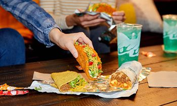 Fans Rejoice As Taco Bell Brings Back The Naked Chicken Chalupa To Disrupt The Chicken Wars On May 20