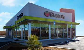 Fazoli's Prepares to Scale New Development Heights, Anticipates Signing 40 New Franchisees For 100 Locations in FY2022