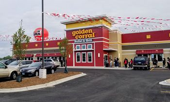 Golden Corral Celebrates Grand Opening of First Cicero Restaurant