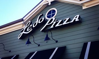 Maryland Governor Larry Hogan Announces 'FREE PIZZA 4 VACCINES' at Ledo Pizza