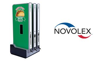 Novolex Expands Family of Cutlerease Dispensers and Offers New Ways to Customize Them