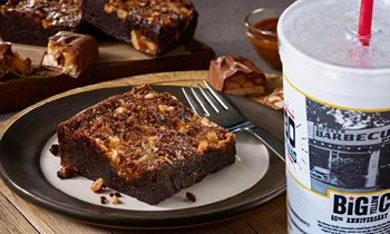 Satisfy Your Sweet Tooth with Dickey's New Addition to its Summer of Family Favorites
